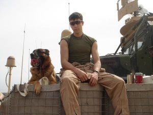 Service Dog Lex